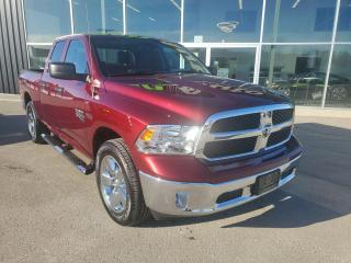 Used 2019 RAM 1500 Classic ST 1 OWNER, NO ACCIDENTS, BACKUP CAMERA! for sale in Ingersoll, ON