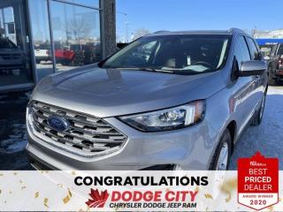 Used 2020 Ford Edge SEL | AWD | Leather | Htd Seats | Pwr seats | B/U Cam for sale in Saskatoon, SK