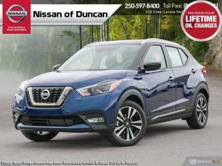 New 2020 Nissan Kicks SR for sale in Duncan, BC