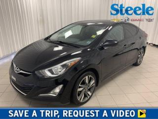 Used 2016 Hyundai Elantra GLS for sale in Dartmouth, NS