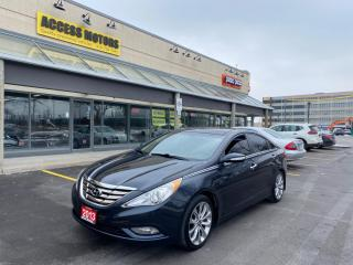 Used 2013 Hyundai Sonata 4DR SDN 2.0T AUTO LIMITED W/NAVI for sale in North York, ON