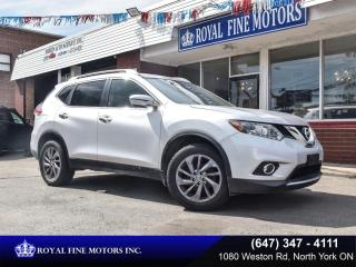 Used 2016 Nissan Rogue AWD 4dr SL for sale in Toronto, ON
