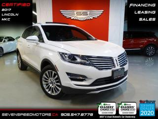 Used 2017 Lincoln MKC RESERVE | CARFAX CLEAN | CERTIFIED | FINANCE | 9055478778 for sale in Oakville, ON