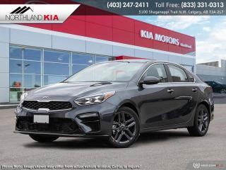 New 2021 Kia Forte EX Premium for sale in Calgary, AB