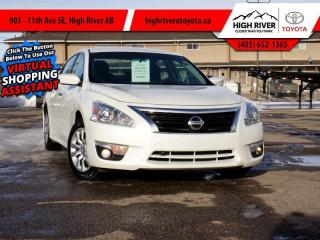 Used 2015 Nissan Altima 2.5 S for sale in High River, AB