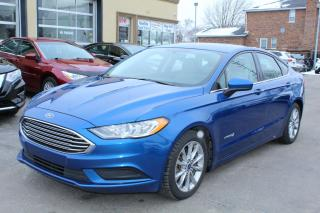 Used 2017 Ford Fusion S Hybrid for sale in Brampton, ON