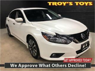 Used 2017 Nissan Altima 2.5 SL for sale in Guelph, ON