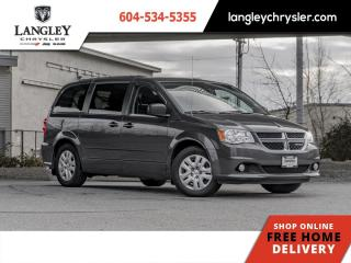 Used 2015 Dodge Grand Caravan SE  Stow N Go-3 Zone Climate for sale in Surrey, BC