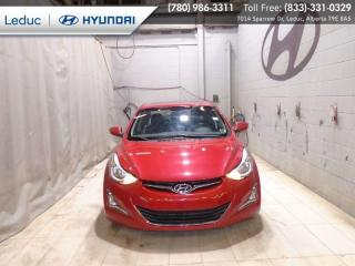 Used 2016 Hyundai Elantra GLS for sale in Leduc, AB