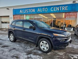 Used 2015 Jeep Cherokee Sport for sale in Alliston, ON