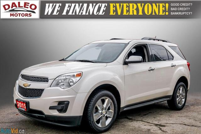 2015 Chevrolet Equinox LT / REMOTE START / HEATED SEATS / BACK UP CAM / Photo4