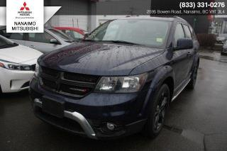 Used 2018 Dodge Journey Crossroad for sale in Nanaimo, BC