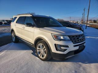Used 2016 Ford Explorer XLT for sale in Alliston, ON