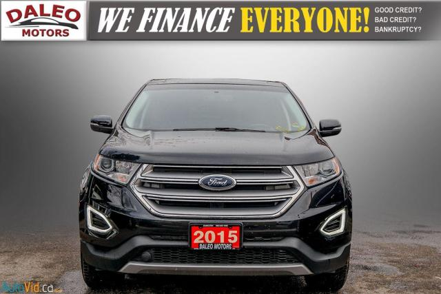 2015 Ford Edge SEL / LEATHER / REMOTE START / PANO ROOF / LOADED Photo3