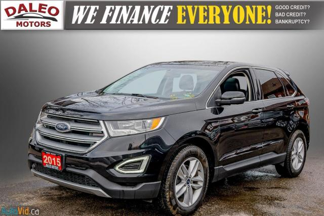 2015 Ford Edge SEL / LEATHER / REMOTE START / PANO ROOF / LOADED Photo4