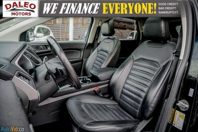 2015 Ford Edge SEL / LEATHER / REMOTE START / PANO ROOF / LOADED Photo11