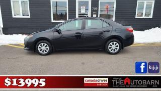 Used 2017 Toyota Corolla LE for sale in Saint John, NB