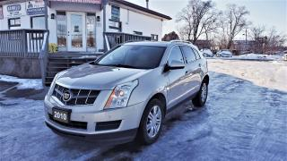 Used 2010 Cadillac SRX 3.0 Luxury for sale in Guelph, ON