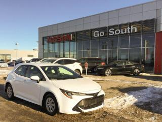 Used 2019 Toyota Corolla Hatchback 2.0L, S, BACK UP CAMERA for sale in Edmonton, AB