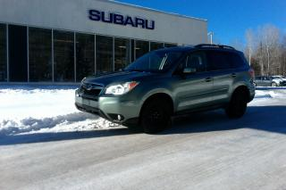 Used 2015 Subaru Forester i Limited w/Tech Pkg for sale in Minden, ON