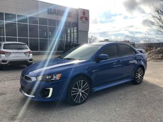 Used 2017 Mitsubishi Lancer GTS All Wheel Drive for sale in Barrie, ON