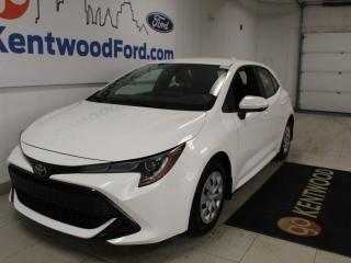 Used 2019 Toyota Corolla Hatchback Hatchback | No Accidents | Clean unit | Low KM for sale in Edmonton, AB