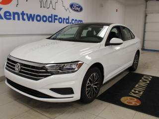 Used 2020 Volkswagen Jetta Highline | Sunroof | No Accidents | Like NEW! for sale in Edmonton, AB