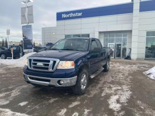 Used 2008 Ford F-150 XLT 4X4/SUPERCAB/POWERPACKAGE/AC for sale in Edmonton, AB