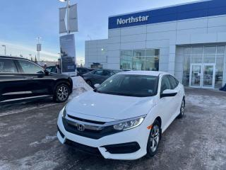 Used 2017 Honda Civic Sedan LX MANUAL/BACKUPCAM/HEATEDSEATS/CRUISE/BLUETOOTH for sale in Edmonton, AB