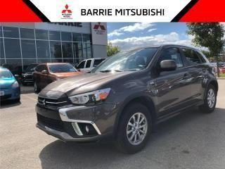 Used 2018 Mitsubishi RVR SE for sale in Barrie, ON