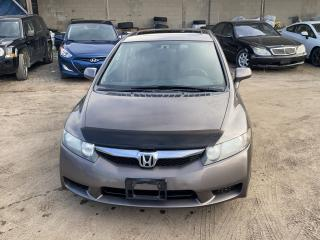 Used 2009 Honda Civic Sport for sale in Hamilton, ON