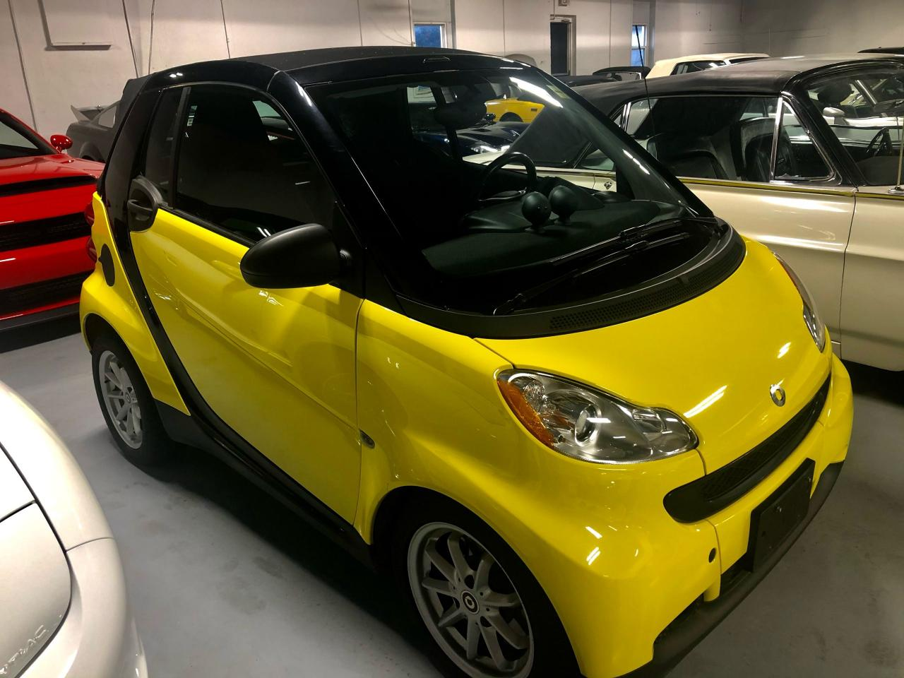 2008 Smart fortwo PASSION Convertible  Only 87500 km