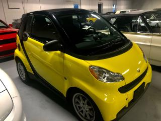 Used 2008 Smart fortwo PASSION Convertible  Only 87500 km for sale in Perth, ON