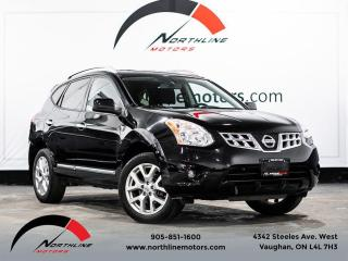 Used 2012 Nissan Rogue SV AWD/Navigation/Camera/Sunroof for sale in Vaughan, ON