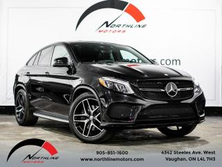 Used 2017 Mercedes-Benz GLE GLE43 AMG Coupe/Navigation/Night Pkg for sale in Vaughan, ON