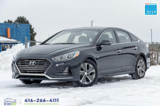 Used 2018 Hyundai Sonata Hybrid|Clean Carfax|Carplay|| for sale in Bolton, ON