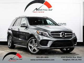 Used 2017 Mercedes-Benz GLE GLE400/AMG Sport/Navigation/Pano Roof for sale in Vaughan, ON