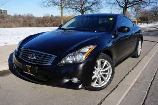 Used 2012 Infiniti G37 COUPE / AWD / NO ACCIDENTS / NAVI /DEALER SERVICED for sale in Etobicoke, ON