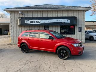 Used 2016 Dodge Journey SXT for sale in Mount Brydges, ON