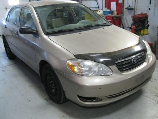 Used 2006 Toyota Corolla CE for sale in Newmarket, ON