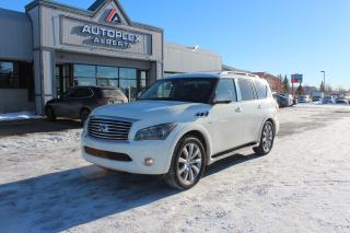 Used 2014 Infiniti QX80 for sale in Calgary, AB