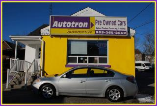 Used 2008 Nissan Altima 2008 Nissan Altima for sale in Woodbridge, ON