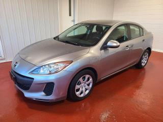 Used 2013 Mazda MAZDA3 GX for sale in Pembroke, ON