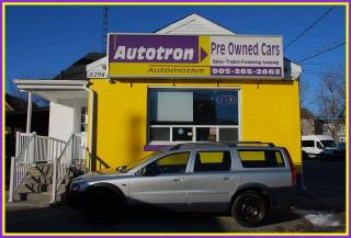 Used 2002 Volvo XC70 2002 VOLVO XC70 AWD for sale in Woodbridge, ON