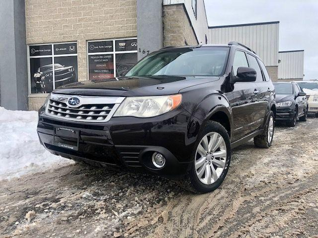2013 Subaru Forester 2.5x Limited, LEATHER, NAV, HEATED SEATS!!