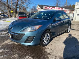 Used 2011 Mazda MAZDA3 GX/Automatic/Low KM/4 Cylinder/Comes Certified for sale in Scarborough, ON