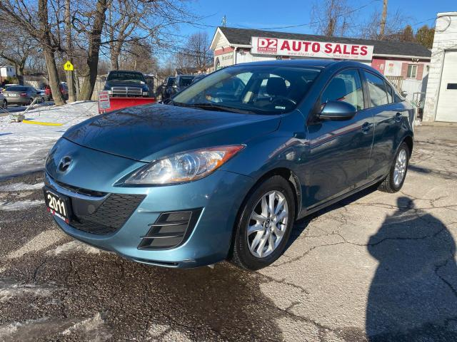 2011 Mazda MAZDA3 GX/Automatic/Low KM/4 Cylinder/Comes Certified