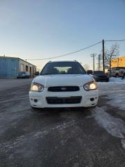 Used 2004 Subaru Impreza TS for sale in Calgary, AB