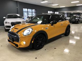 Used 2014 MINI Hardtop COOPER S*NAVIGATION*HEADS-UP DISPLAY*BACK-UP CAMER for sale in North York, ON