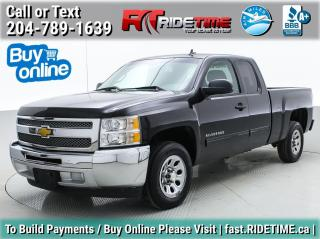 Used 2013 Chevrolet Silverado 1500 LS Cheyenne Edition for sale in Winnipeg, MB